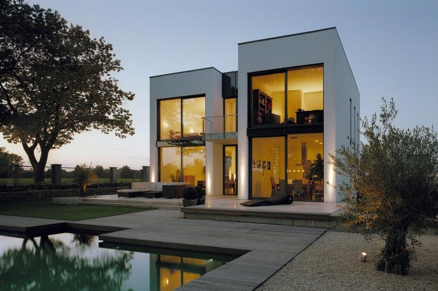 Gfg designhaus architektenhäuser mit festpreisgarantie
