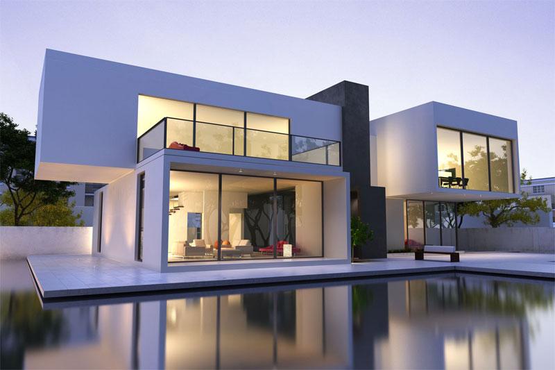 GfG Designhaus - Architektenhäuser mit Festpreisgarantie